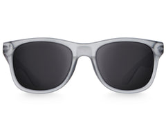 Slate Haze Large Frame Sunglasses - Faded Days