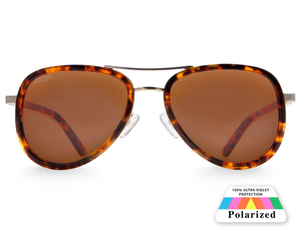 Polarized Motown Sunglasses - Faded Days