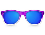 Purple XL Sunglasses - Faded Days