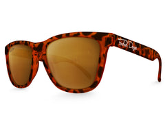 Tortoise Classic Sunglasses - Faded Days