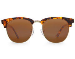Tortoise Club Sunglasses - Faded Days