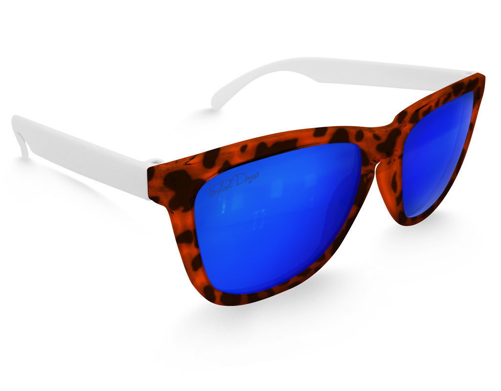 Polarized Tortoise Ice Sunglasses