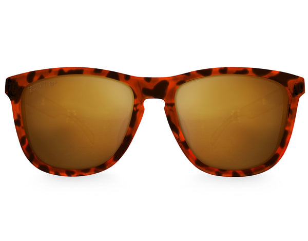 Polarized Tortoise Sunglasses