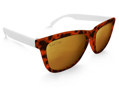 Polarized Tortoise Sunglasses - Faded Days