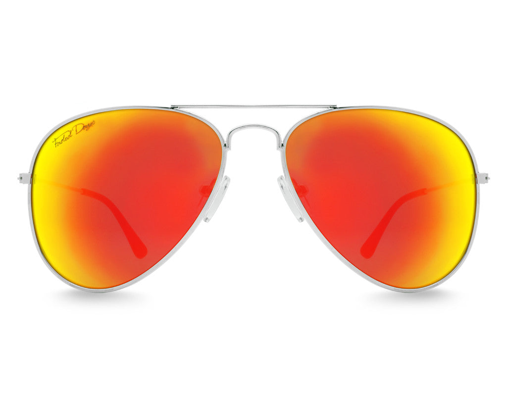 4c5354131d Sunset Aviator Sunglasses – Faded Days