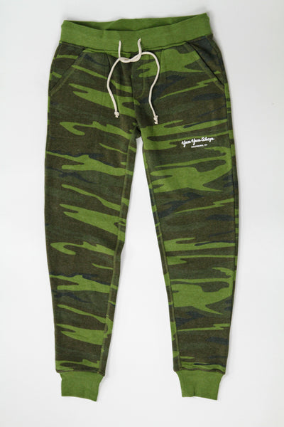 Women's Yum Yum Shop Printed Eco Fleece Jogger Pants
