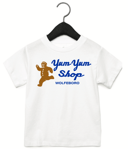 Toddler Yum Yum Shop Short Sleeve Tee