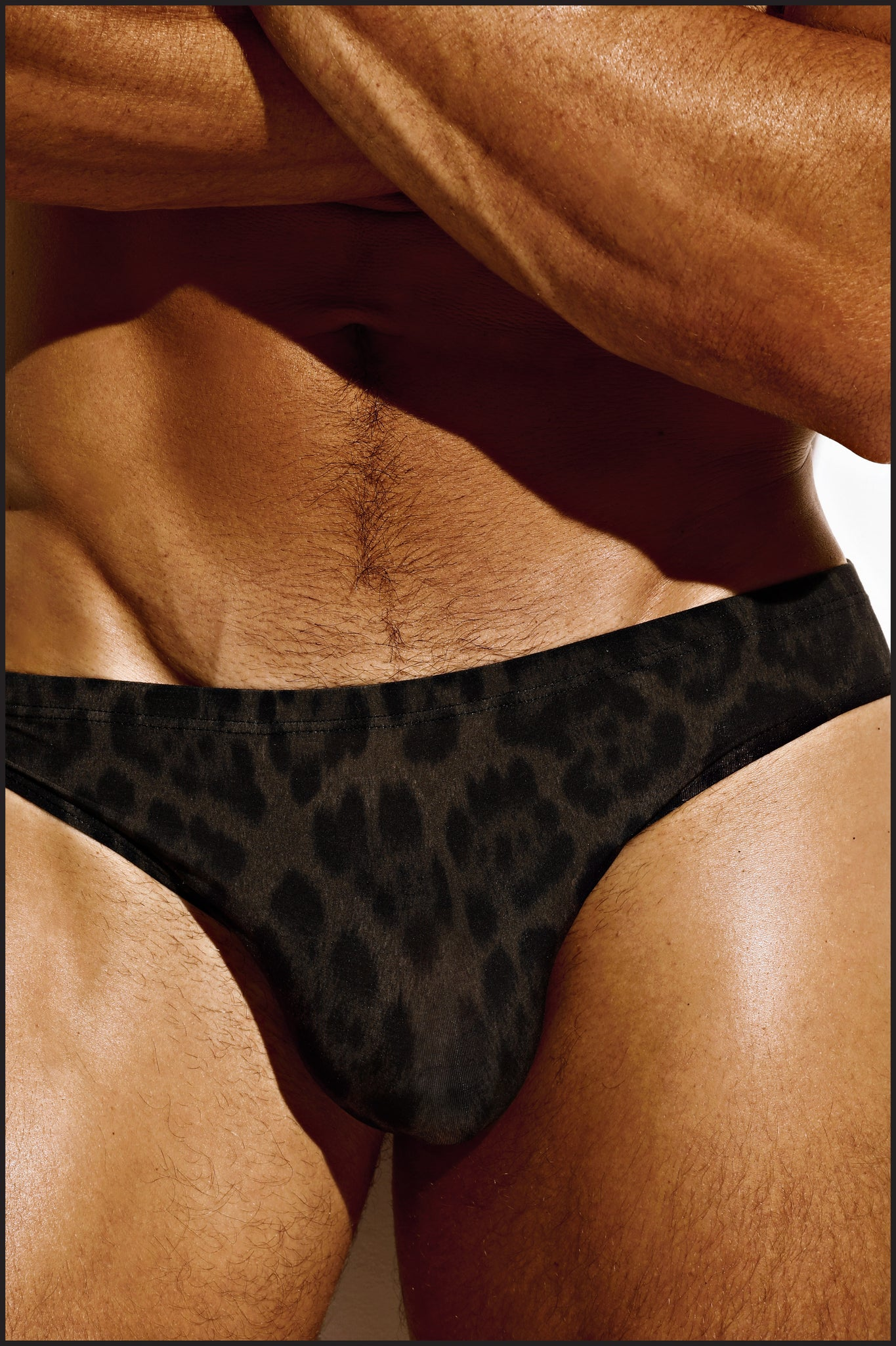 Charlie by Matthew Zink Animal Underwear Bikini Brief
