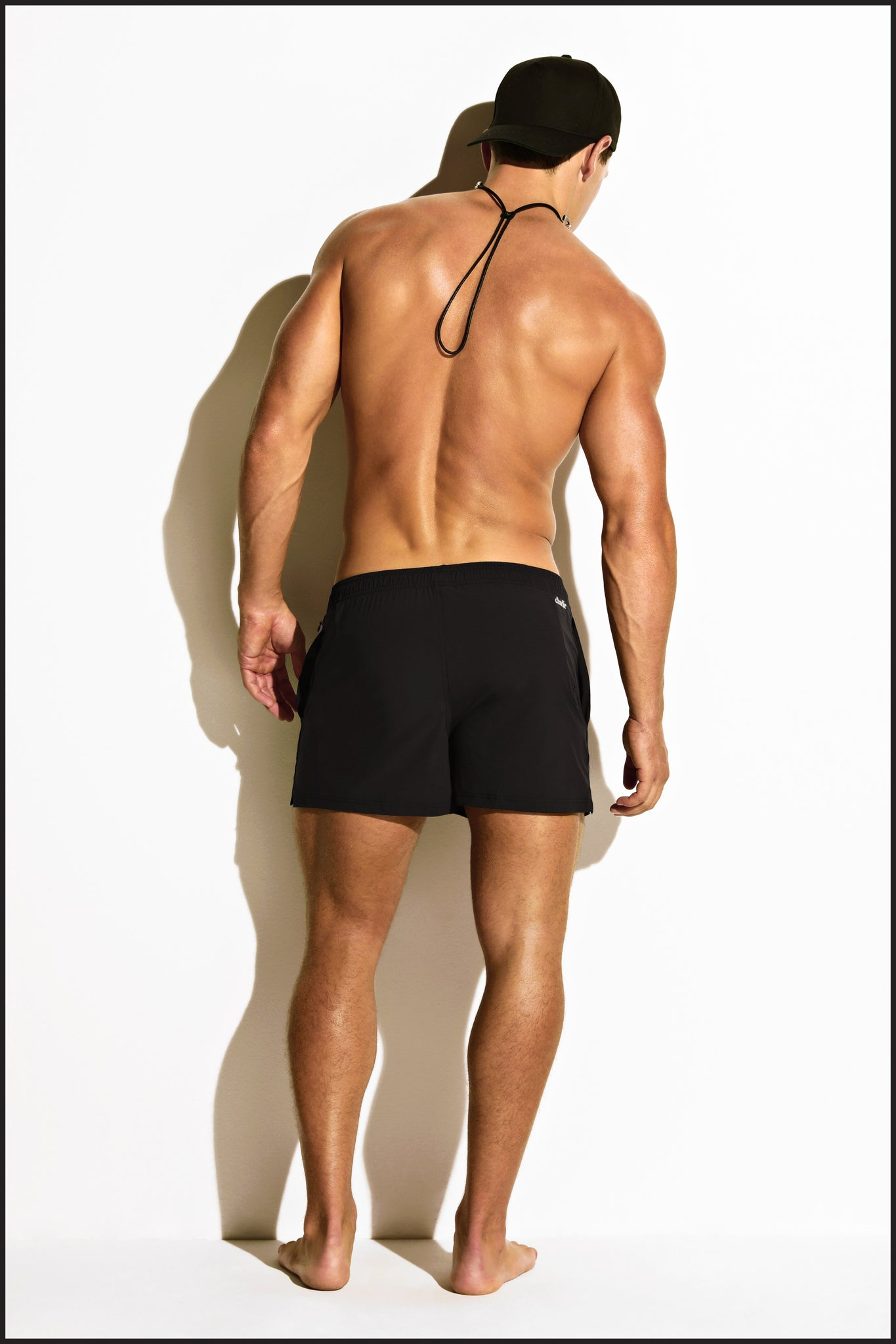 Charlie by Matthew Zink Mens Swimwear Summer Short
