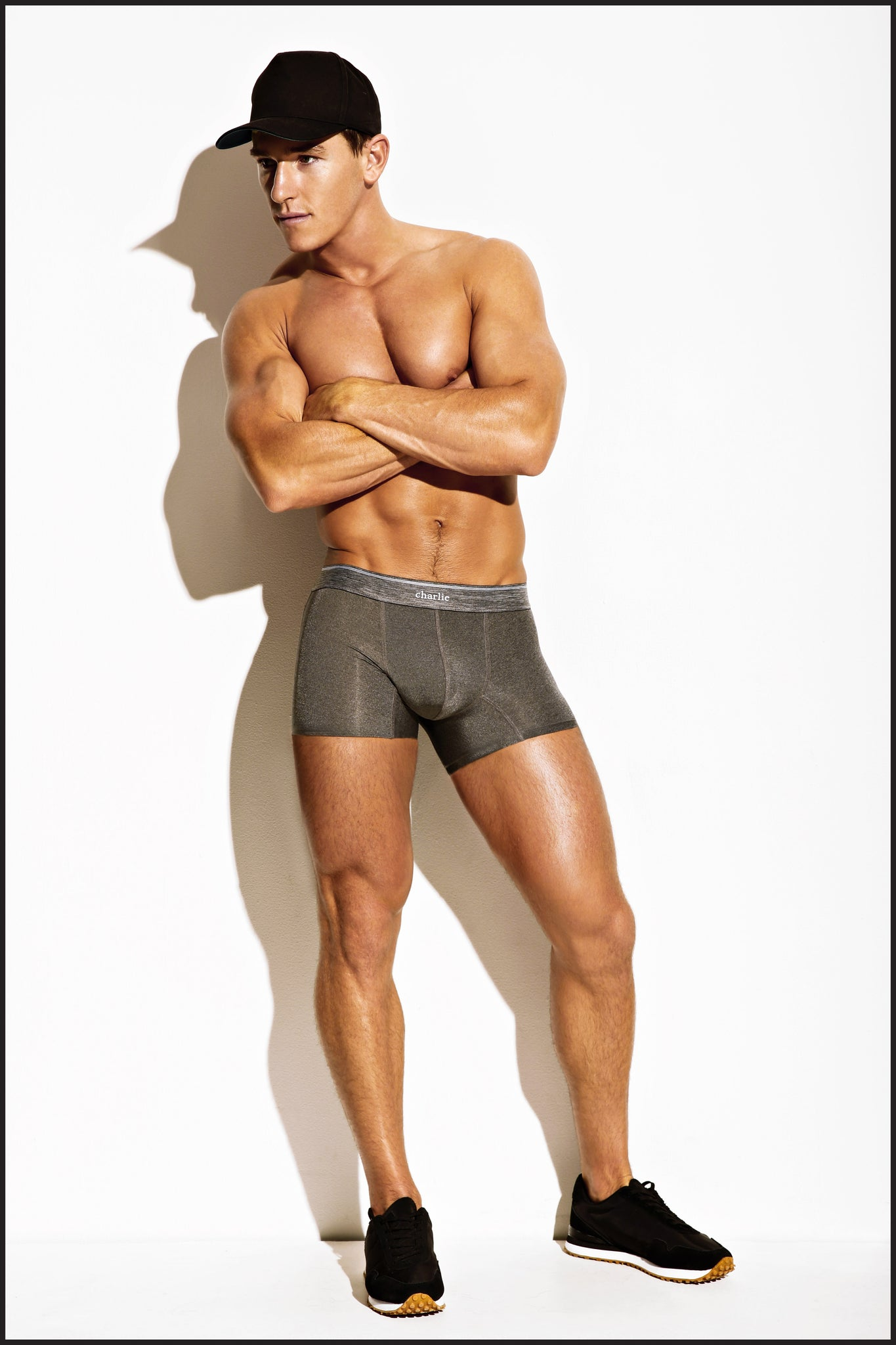Charlie by Matthew Zink Fitness Underwear Sport Trunk