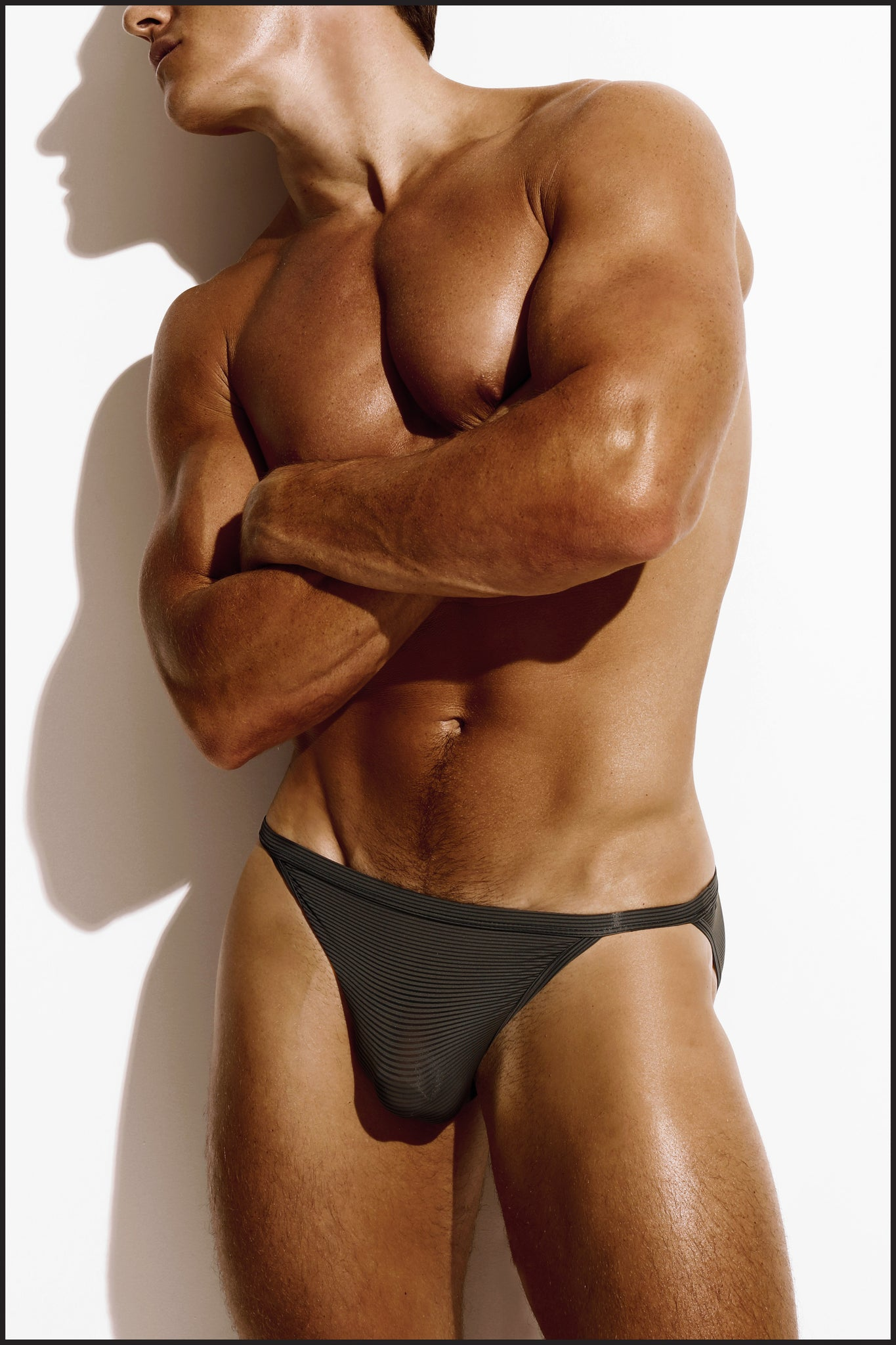 Noir Muscle Brief