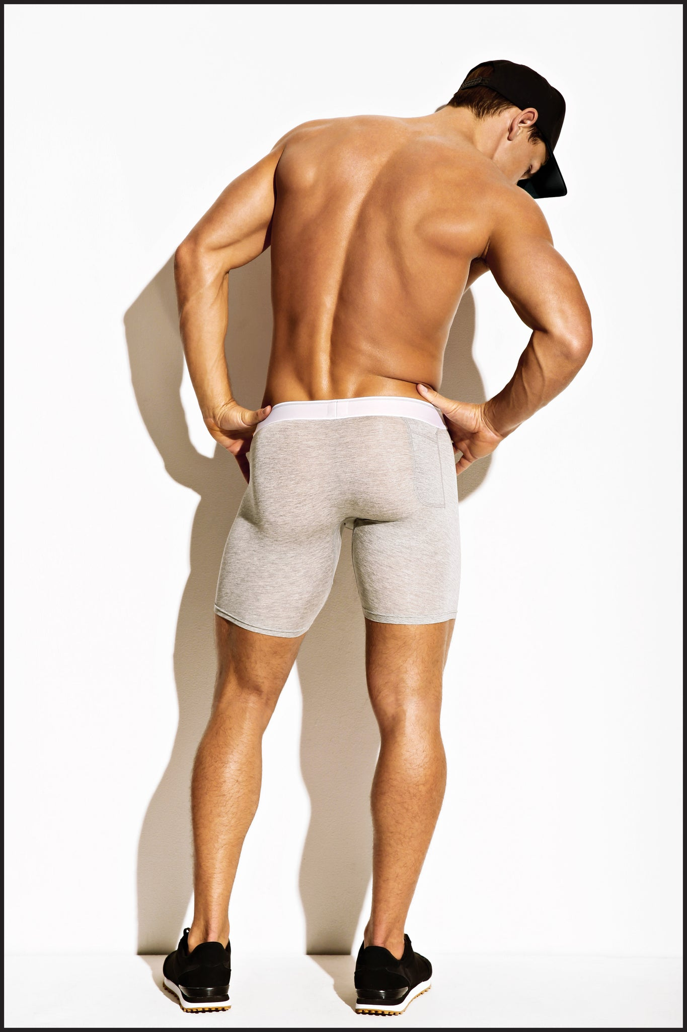 Charlie by Matthew Zink Fitness Underwear Biker Trunk