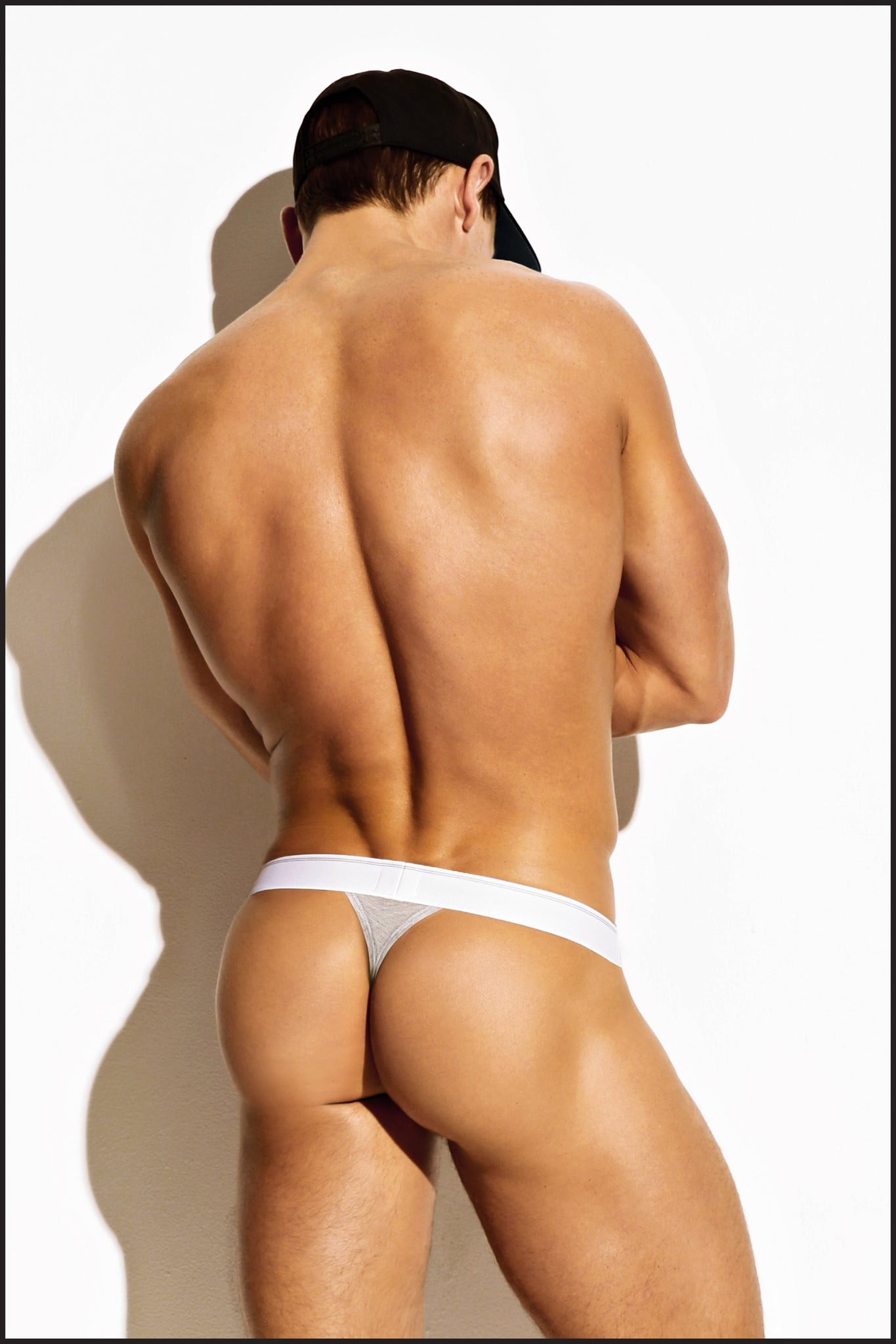 Charlie by Matthew Zink Fitness Underwear Classic Thong