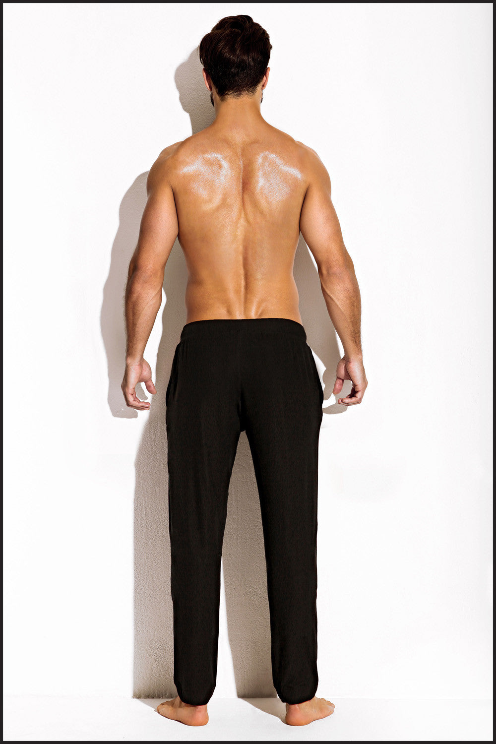 Charlie Ribbed Lounge Pant