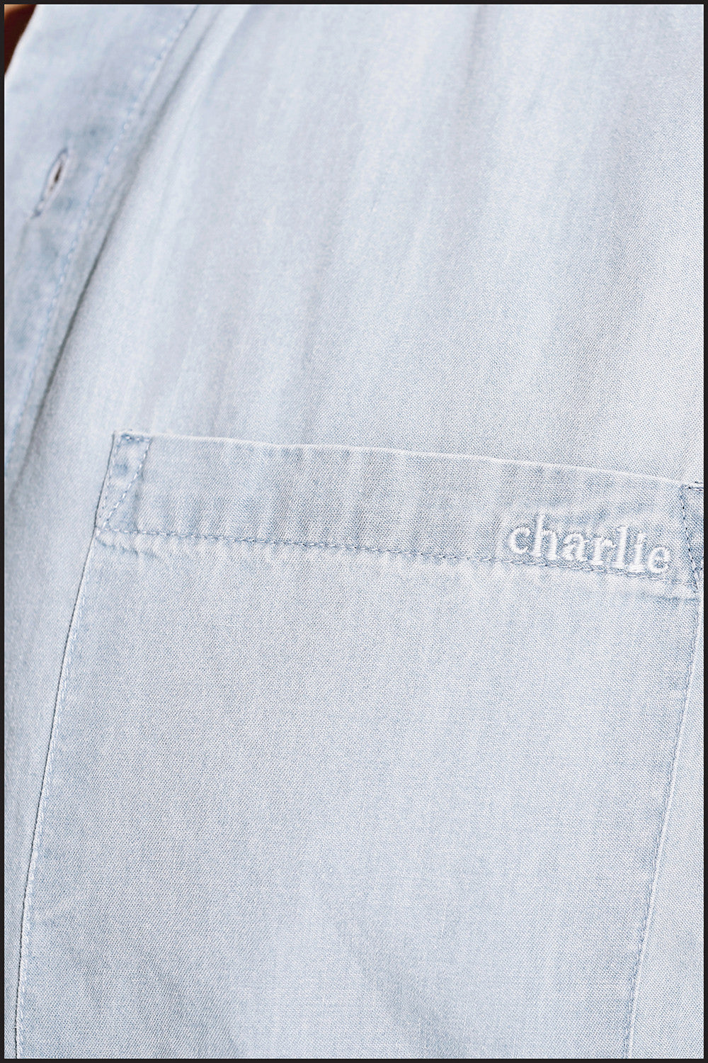 Charlie Work Shirt