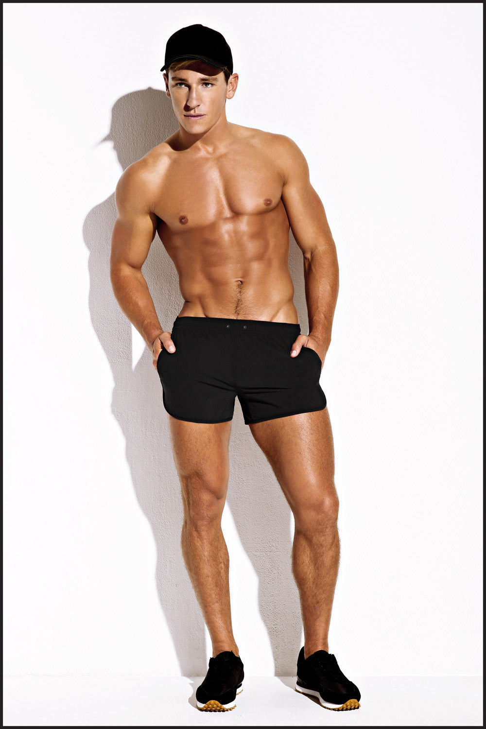 Charlie by Matthew Zink Fitness Apparel Circuit Trainer Short