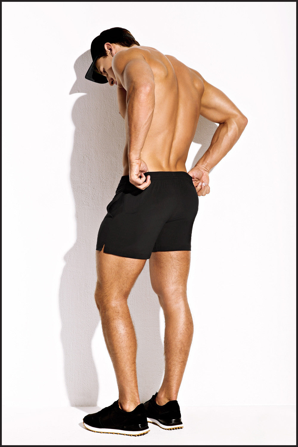 Charlie by Matthew Zink Fitness Apparel Sport Short