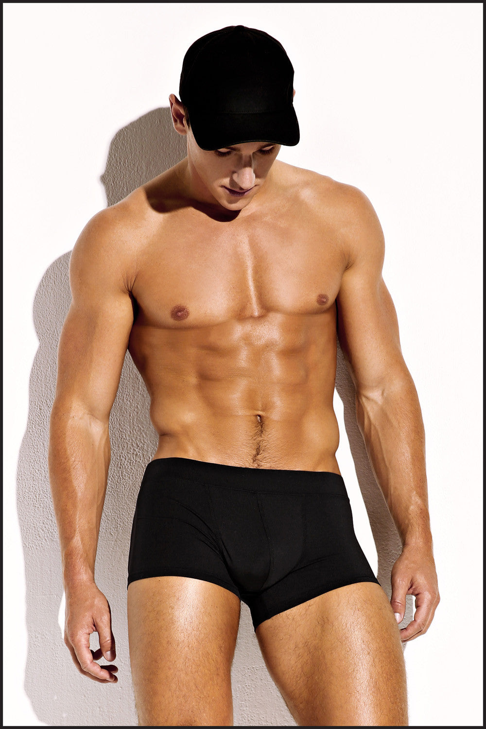 Charlie by Matthew Zink Fitness Apparel Yoga Trunk