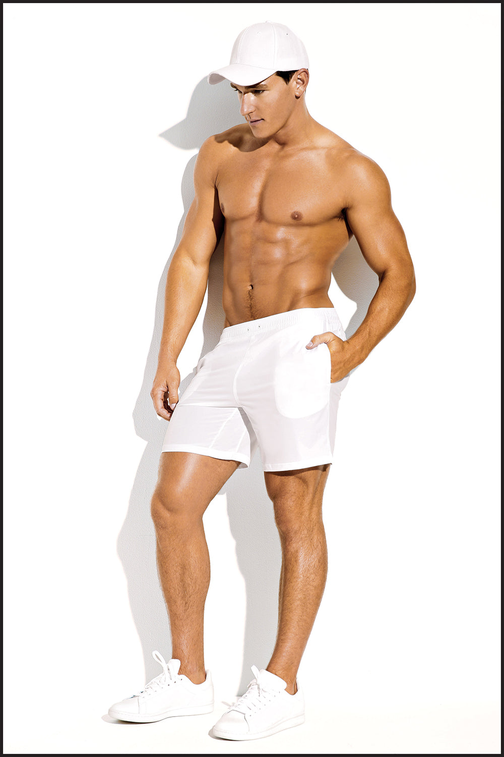 Charlie by Matthew Zink Fitness Athletic Short