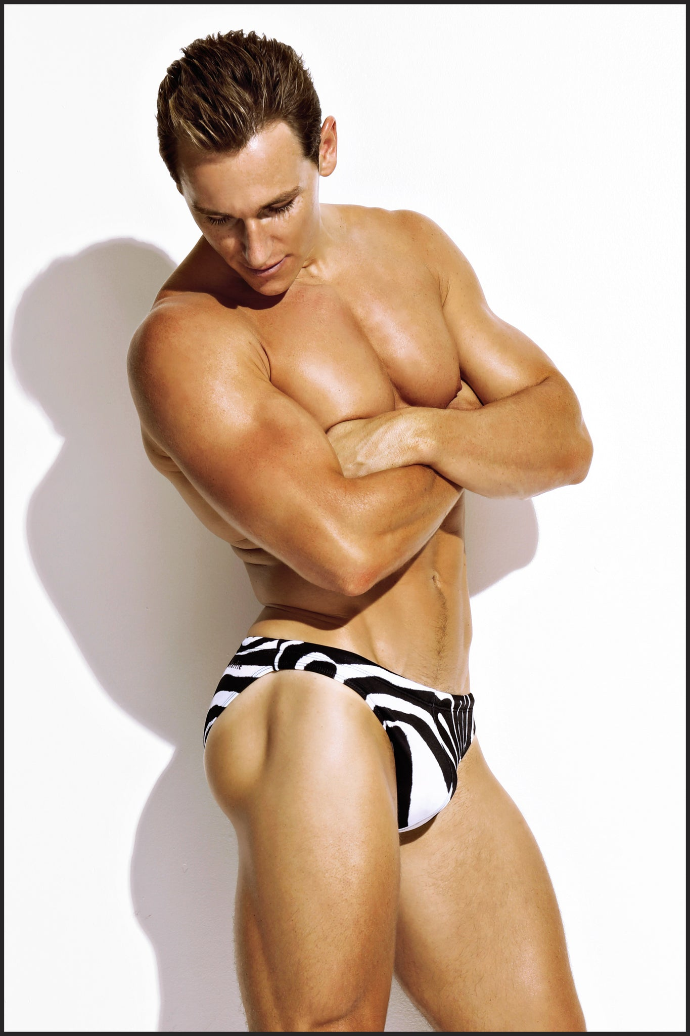 Charlie by Matthew Zink Animal Swim Body Brief