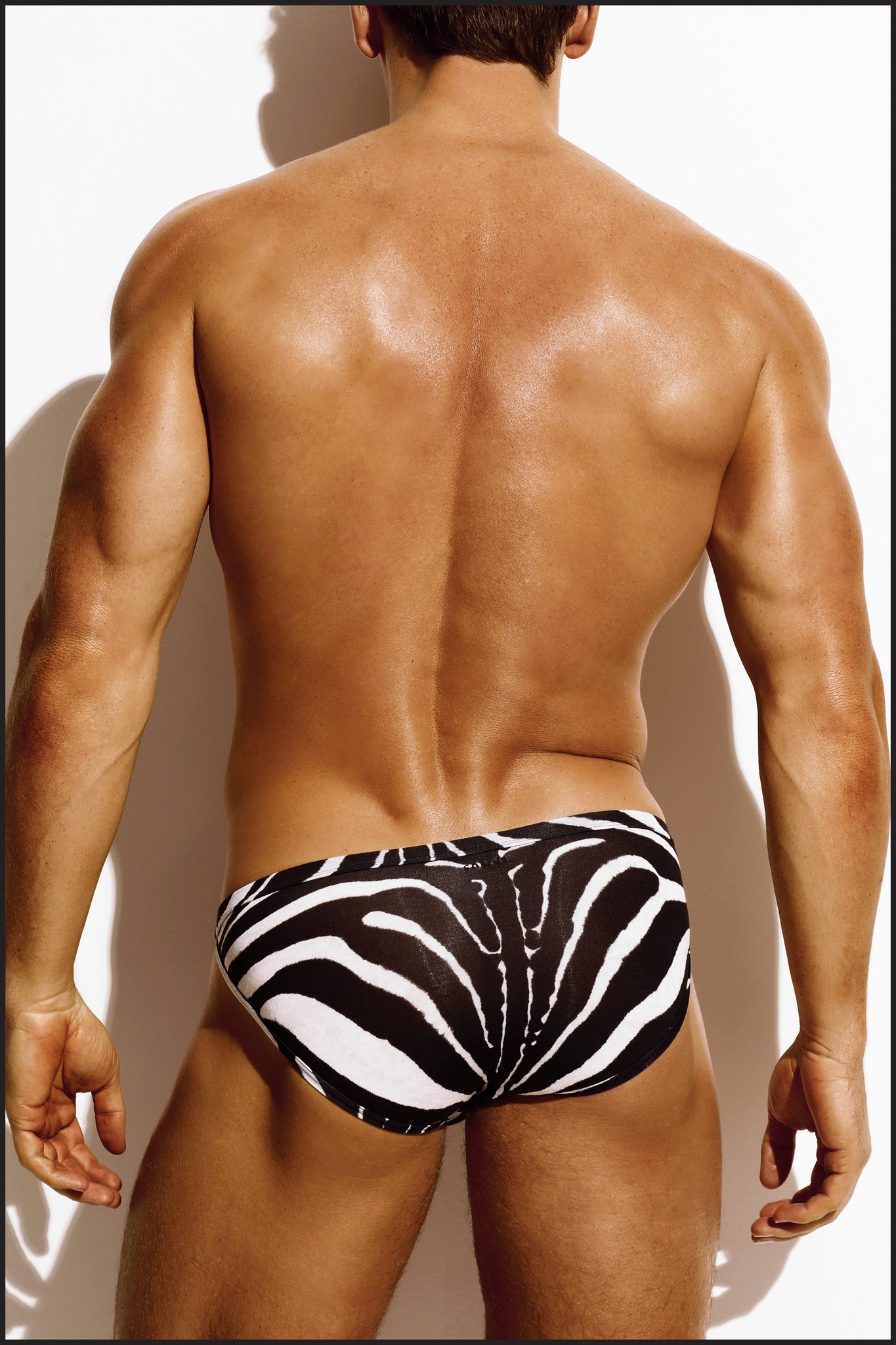 Charlie by Matthew Zink Animal Underwear Muscle Brief