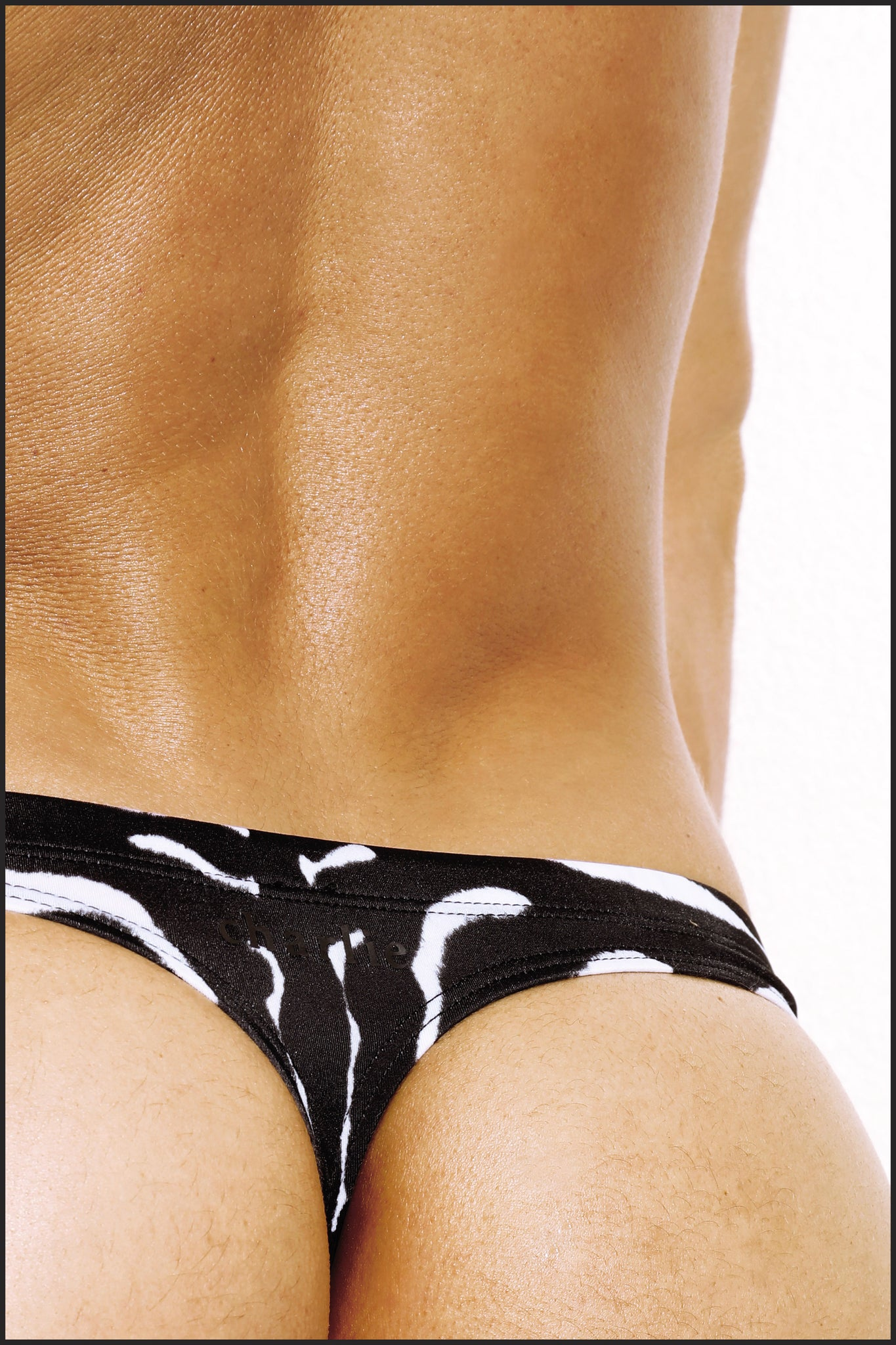 Charlie by Matthew Zink Animal Swim Swim Thong