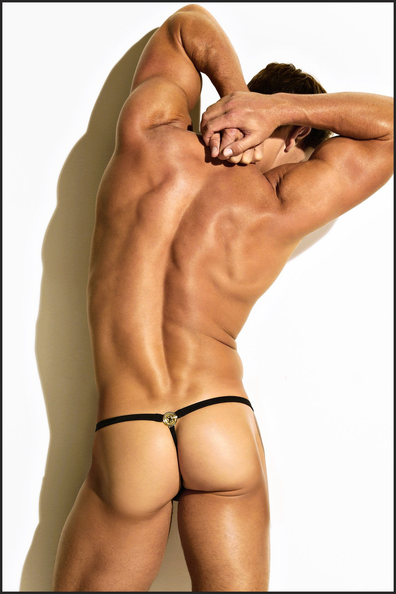 Charlie by Matthew Zink Mens Swimwear Greco Thong