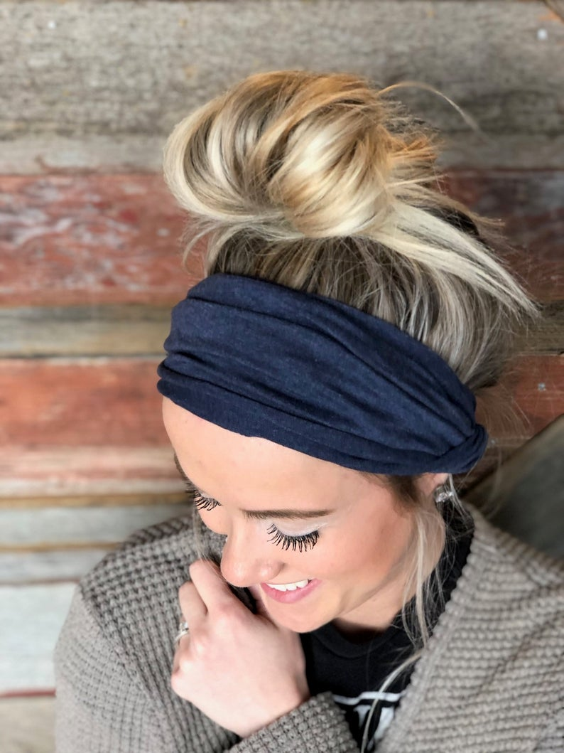 Midnight BLUE Headband