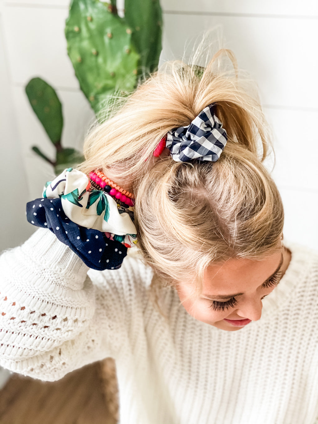 Bonfire Party Scrunchie Trio Pack