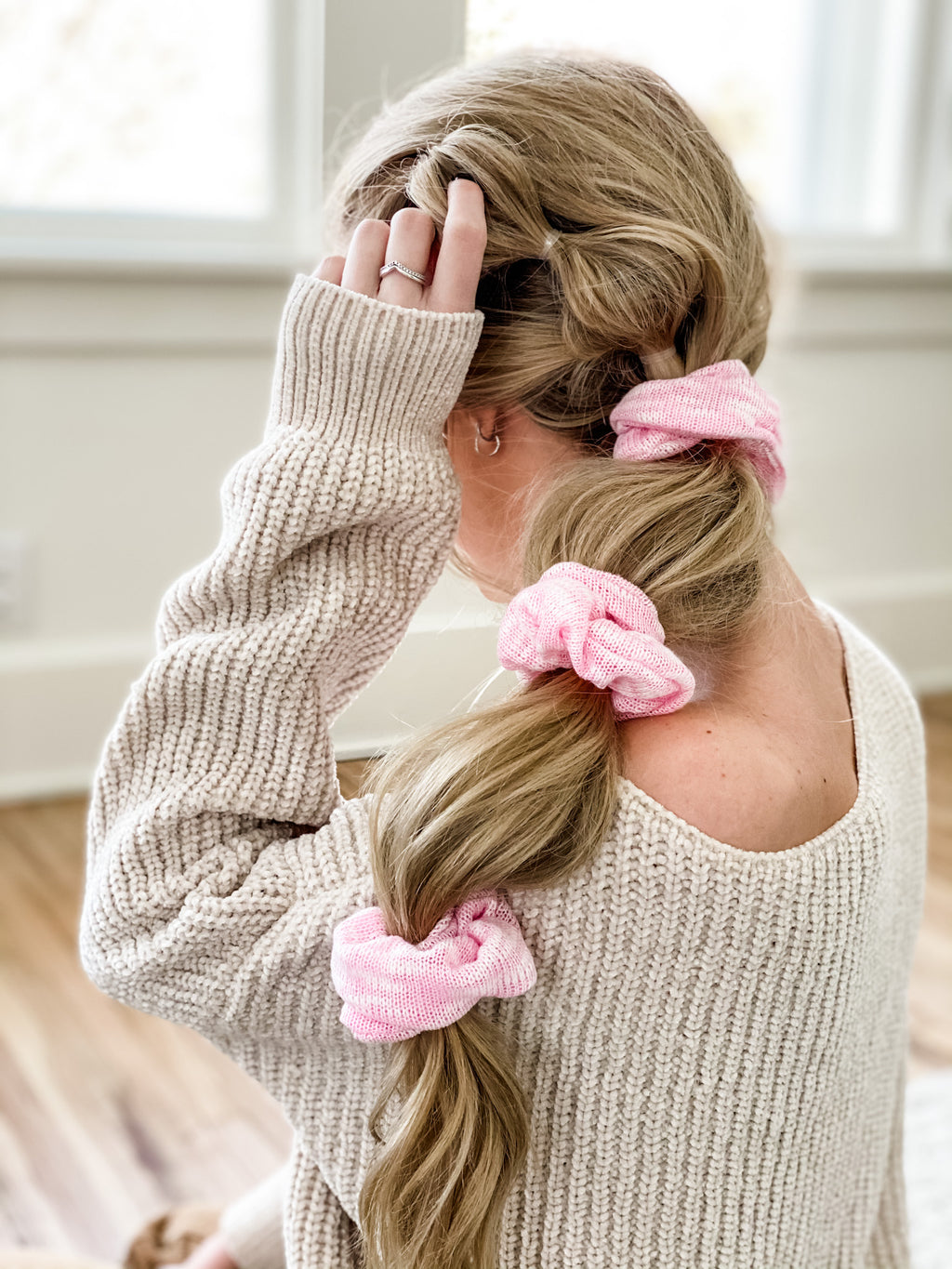 Pink Friday Scrunchie Trio Pack