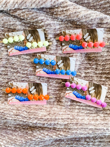 Neon Bright Side Clip Set • Multiple Colors
