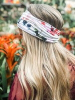 Flower Market Headband