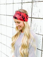 Red Zone Headband