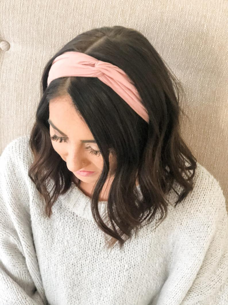 ALMOST SOLD OUT : MAUVE Headband