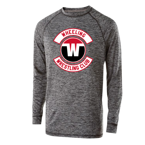 Wheeling Wrestling Club Wrestling Electrify 2.0 Long Sleeve Shirt