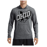 Retro OHIO PERFORMANCE HOODED TEE
