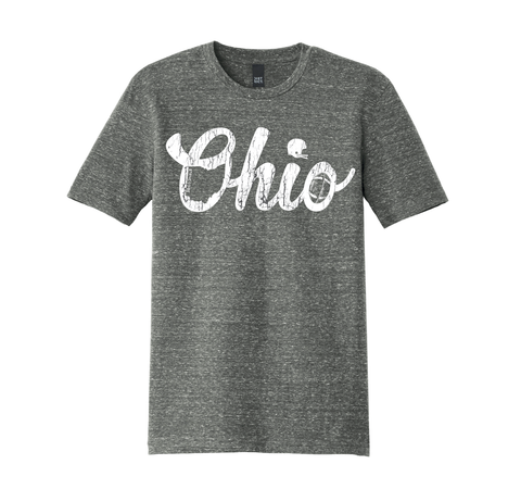 STB Scripted Ohio Football Cosmic Gray