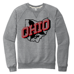 STB Retro Ohio Red - Crewneck