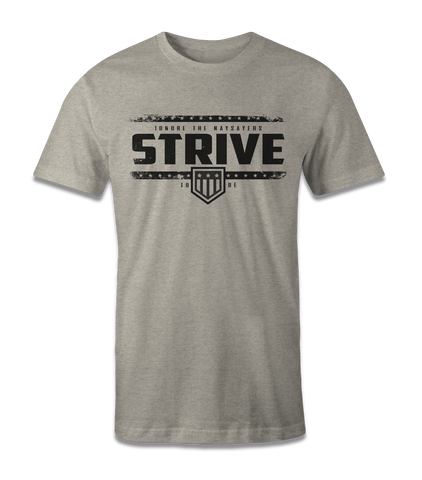 Strive Hero Crest