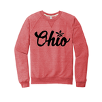 STB Ohio Scripted Crewneck - Red