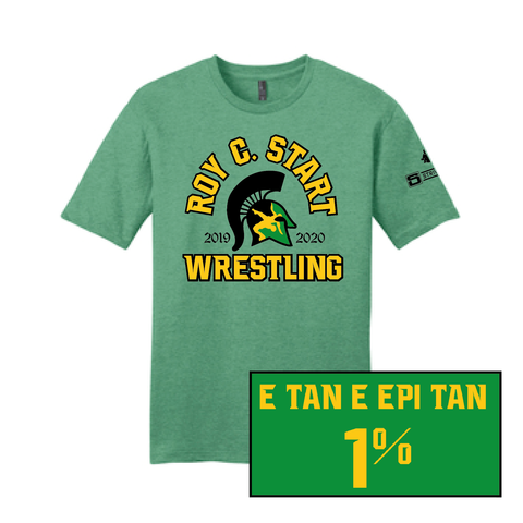 Start Spartan Wrestling-District ® Very Important Tee - Youth
