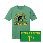 Start Spartan Wrestling - District Very Important Tee - Adult