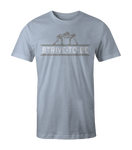 Strive-to-Be Takedown Tee Stonewashed blue