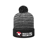 Wheeling Wrestling Club Wrestling Ritz Knit Cap