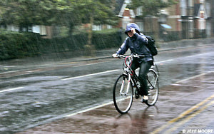 Coach's Corner - Rain Riding Safety