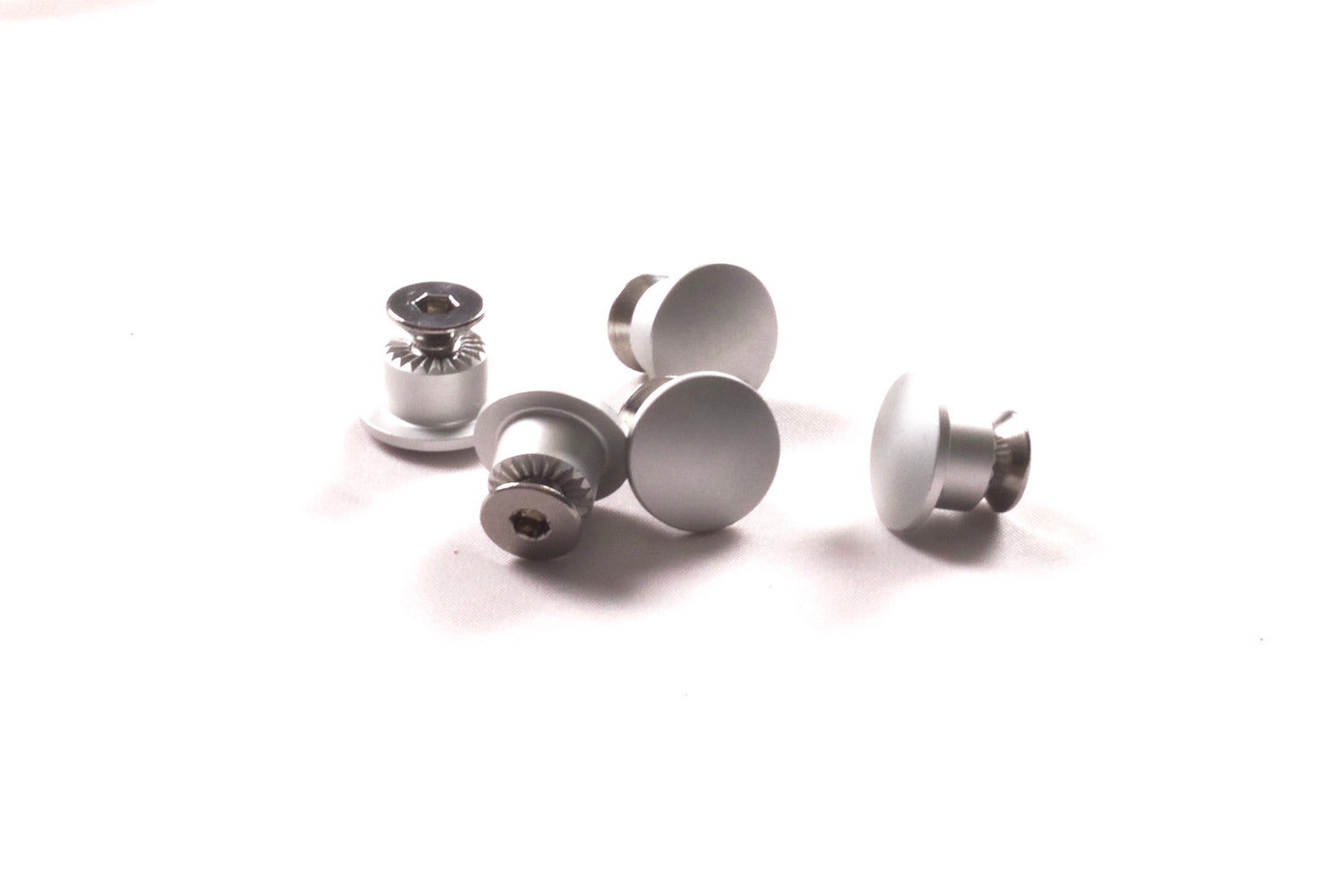 Custom Machined Chicago Screws