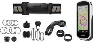 Garmin Edge 1030 GPS Cycling Bundle:Black