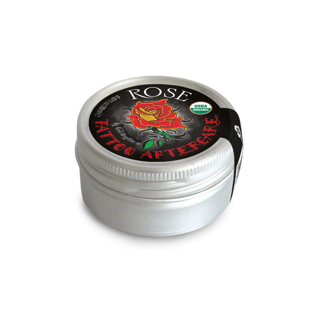 Tattoo Aftercare Rose Balm