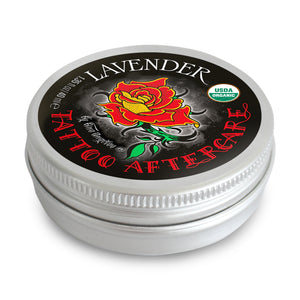 Tattoo Aftercare Lavender Balm