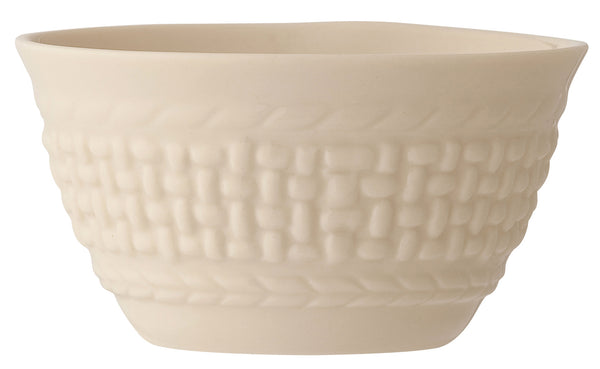 "Belleek Galway Weave 4"" Condiment Bowl"